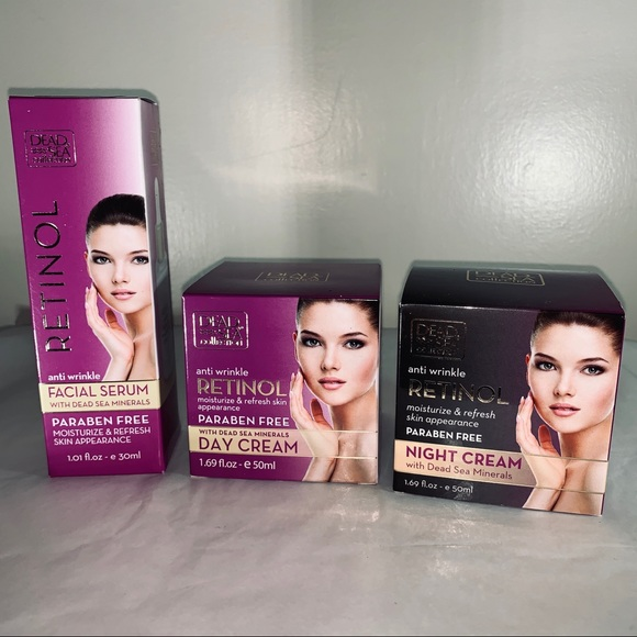 Dead Sea Collection Beauty Other - Retinol Set. Dead Sea Collection Beauty. New.